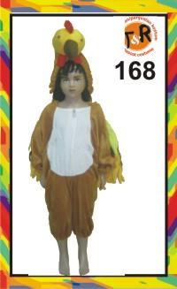 168.penyewaan kostum ayam