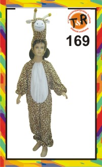 169.penyewaan kostum jerapah