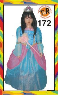 172.penyewaan kostum Island princess