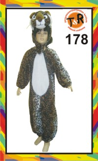 178.penyewaan kostum macan