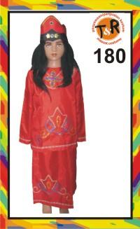 180.penyewaan kostum tradisional