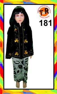 181.penyewaan kostum jawa tengah