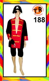 188.penyewaan kostum bajak laut