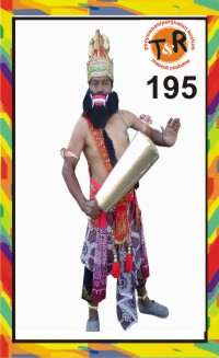 195.penyewaan kostum rahwana
