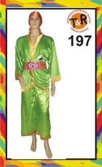 197.penyewaan kostum kungfu master