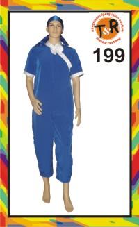 199.penyewaan kostum ninja hattori