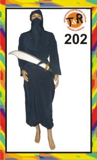 202.penyewaan kostum kostum ninja