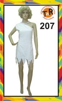 207.penyewaan kostum flintstone