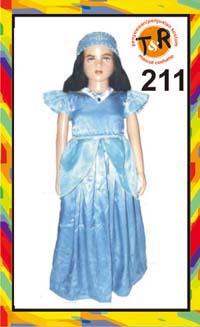 211.penyewaan kostum cinderella