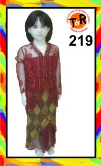 219.persewaan kostum kebaya modern