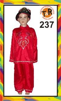 237.persewaan kostum tradisional