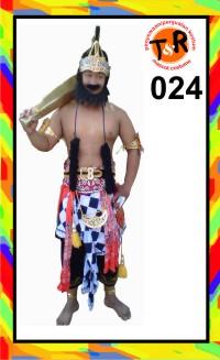 24.penyewaan kostum wayang Bimo