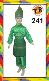 241.persewaan kostum tradisional