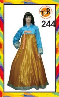 244.persewaan kostum hanbok korea