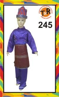 245.persewaan kostum tradisional