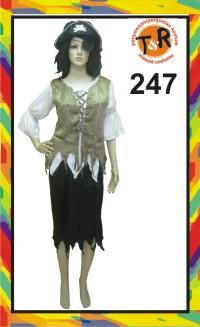 247.persewaan kostum pirates