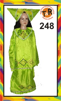 248.persewaan kostum minangkabau