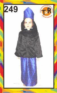 249.persewaan kostum tradisional