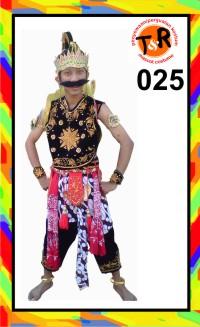 25.penyewaan kostum gatot kaca