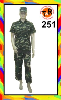 251.persewaan kostum tentara
