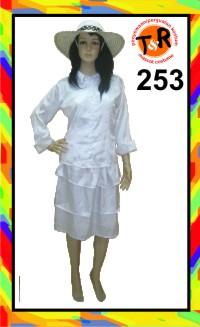 253.persewaan kostum kolonial