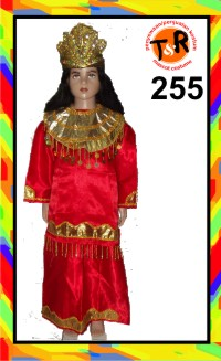 255.persewaan kostum tradisional