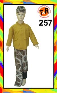 257.persewaan kostum beskap jawa