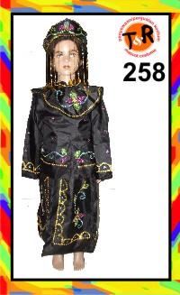 258.persewaan kostum makassar
