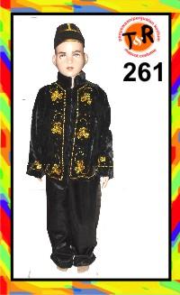 261.persewaan kostum betawi