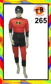 265.persewaan kostum incredible