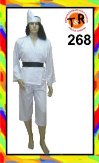 268.persewaan kostum wiro sableng