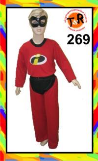 269.persewaan kostum incredible