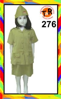 276.persewaan kostum veteran
