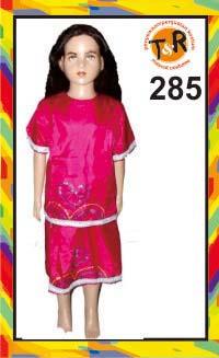 285.persewaan kostum tradisional
