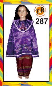 287.persewaan kostum tradisional