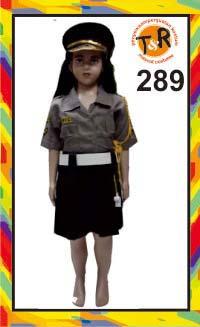289.persewaan kostum polisi
