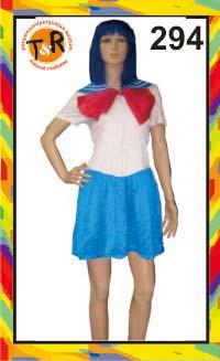294.persewaan kostum sailormoon