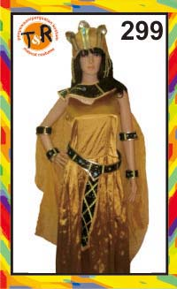 299.persewaan kostum cleopatra