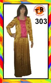 303.persewaan kostum pesta