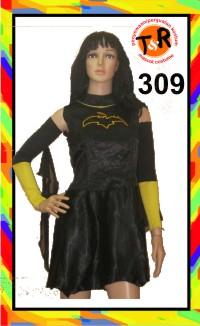 309.persewaan kostum catwoman
