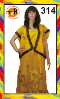 314.persewaan kostum tradisional
