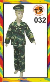 32.penyewaan kostum tentara