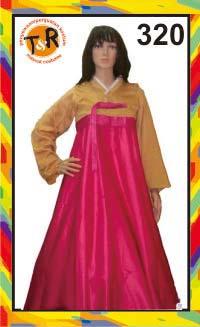 320.persewaan kostum hanbok korea