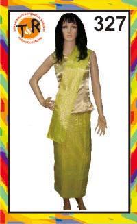 327.persewaan kostum thailand