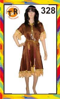 328.persewaan kostum indian