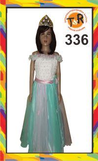 336.persewaan kostum princess