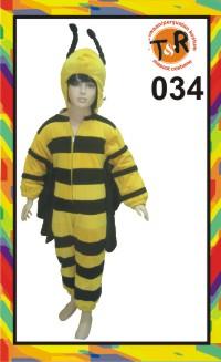 34.penyewaan kostum lebah