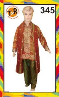345.persewaan kostum india