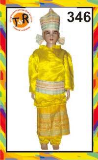 346.persewaan kostum tradisional