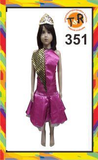 351.persewaan kostum princess